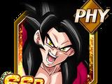 In Search of Further Evolution Super Saiyan 4 Goku
