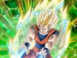 Whirlwind Strike Super Saiyan 2 Goku