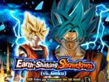 Earth-Shaking Showdown (vs. Goku)