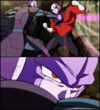 Hit vs Jiren - Episode 111