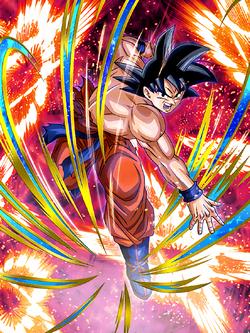 The Weight of Hope Goku