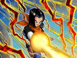 Lethal Android Android 17 (Future)