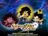 Saiyan Trio Led by Fate