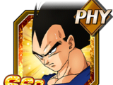 Support for Rival Vegeta (Angel)
