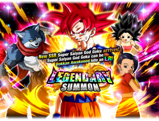 LegendarySummon SSG Goku