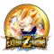 Vegeta Jr Gold Z