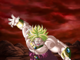 Extreme Z-Battle: Super Warrior of Destruction Legendary Super Saiyan Broly