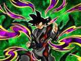 The Definition of Ultimate Power Goku Black