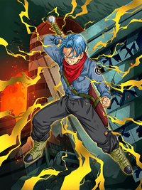 SSR Future Trunks Super TEQ HD (Fixed)