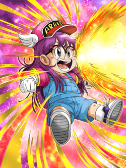 UR Arale PHY HD (Fixed)