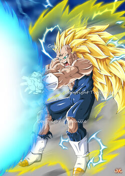 Vegeta ssj3 3 HD watermarked