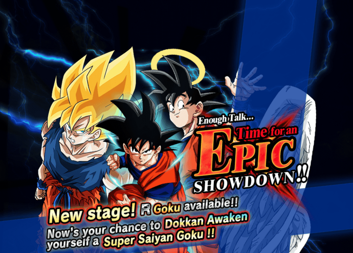 Event epic shodown big