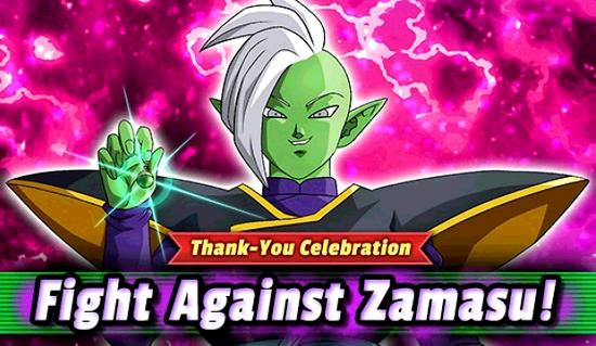 Fight Against Zamasu