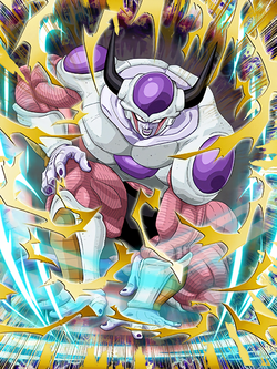 SR Frieza 2nd Form STR HD
