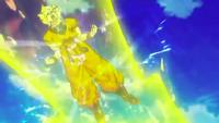 SSR SSJ Goku Origin