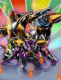 LR Ginyu Force PHY HD