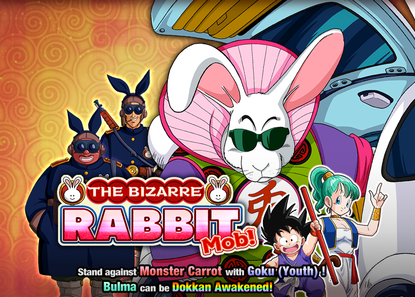 The bizarre rabbit mob dragon ball z dokkan battle wikia fandom the bizarre rabbit mob dragon ball z dokkan battle wikia fandom powered by wikia thecheapjerseys Gallery