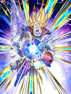 Father's Pride Super Saiyan Goku
