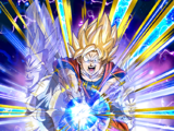 Father's Pride Super Saiyan Goku