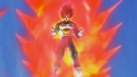 Transforming SS God Vegeta Origin