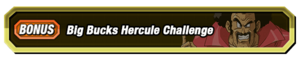 Big Bucks Hercule Challenge