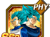 Saiyans Challenging the Strongest Super Saiyan God SS Goku & Super Saiyan God SS Vegeta