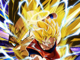 Inevitable Battle Super Saiyan 2 Goku (Angel)