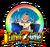 SSGSS Goku rainbow