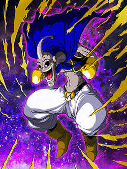 SSR Buu Pure Evil STR HD