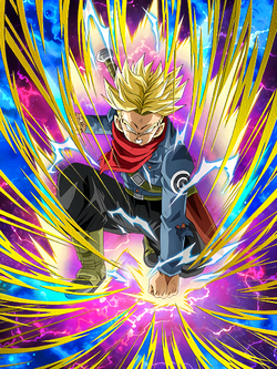 STR SSJTrunks(Future) SSR