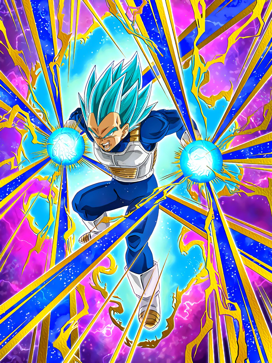 pursuit of personal strength super saiyan god ss vegeta