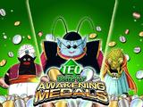 TEQ Battle for Awakening Medals