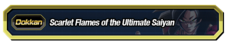 Scarlet Flames of the Ultimate Saiyan 2
