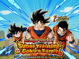 Stronger Than Ever! Super Training of Goku's Family