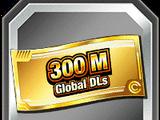 Rare Summon: 300 Million Global DLs Reached Celebration Dokkan Festival