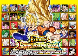 Extreme Super Battle Road