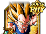 A Promise Made to Kakarot Super Saiyan 2 Vegeta (Angel)