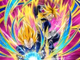Invincible Battle Form Super Vegeta/Super Trunks
