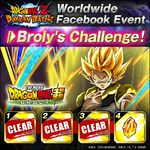 Facebook Broly Challenge Round 3 Clear