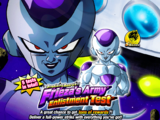 Expecting Newcomers!? Frieza Force Enrollment Exam
