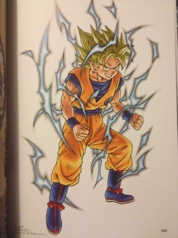 Goku(BoGTicket)