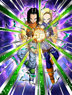 Exquisite Cooperation Android 17 & 18