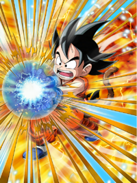 An Exciting Adventure Goku (Youth)