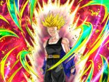 A Gift From the Past Super Saiyan Trunks (Future)