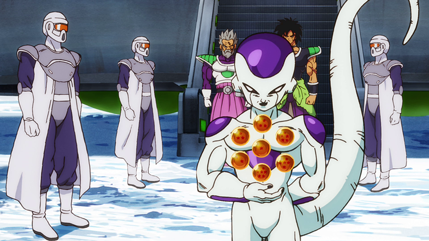 PHY Final Form Frieza Orign