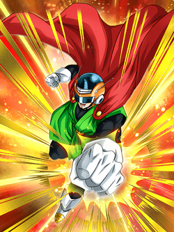 SSR Great Saiyaman AGL Baba HD