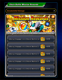 Chain Battle Rewards 1