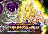 Goku vs Frieza Story