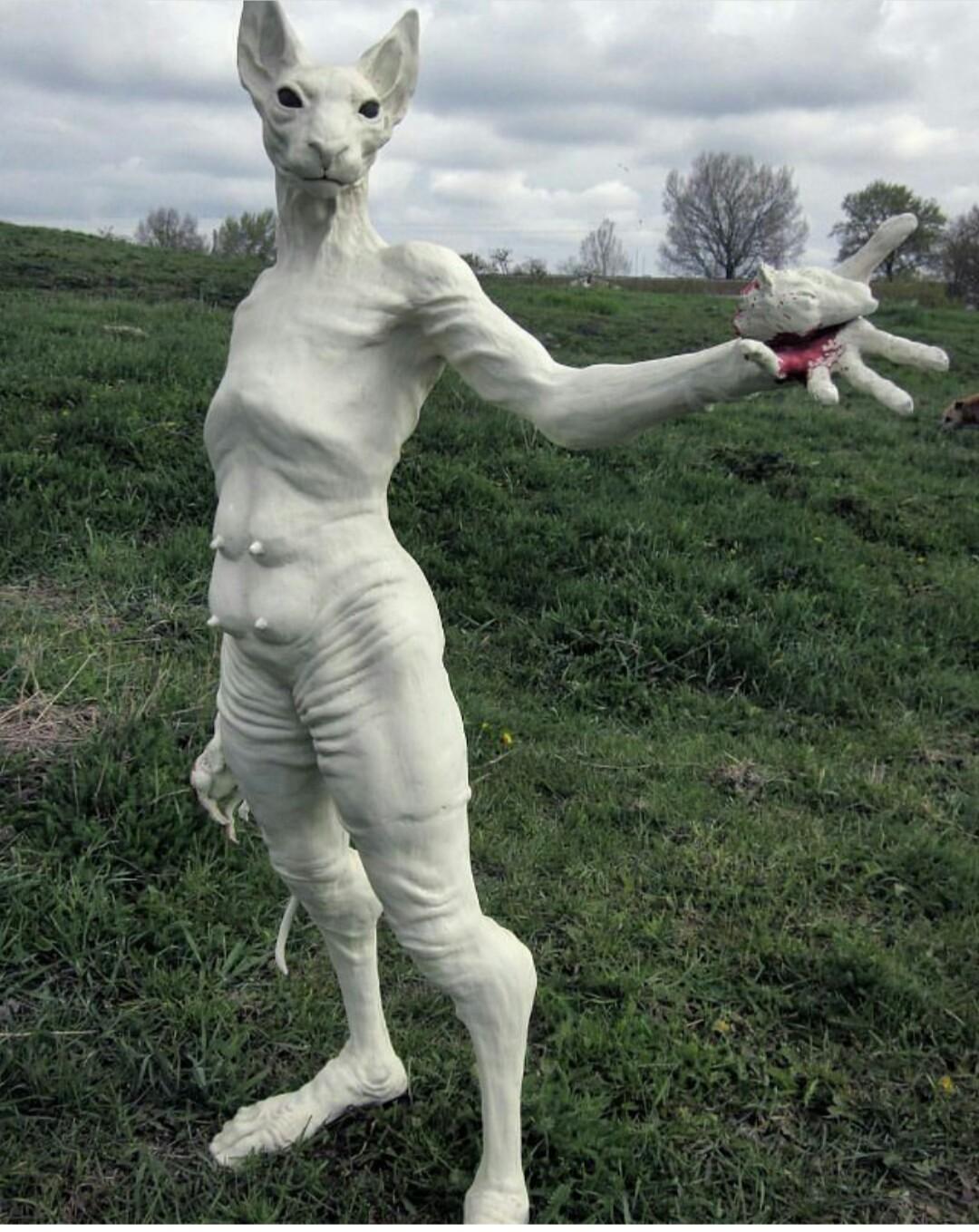 Pic beerus statue