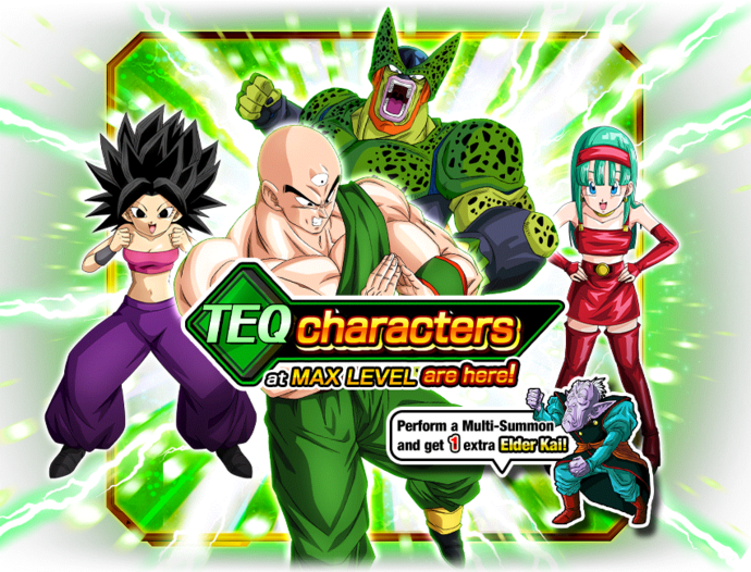 TEQ Character Summon